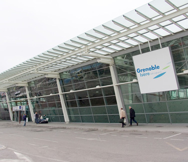 Grenoble Altiport Transfers - GNB